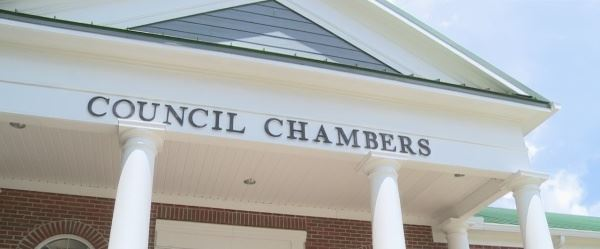 Grovetown City Council Chambers