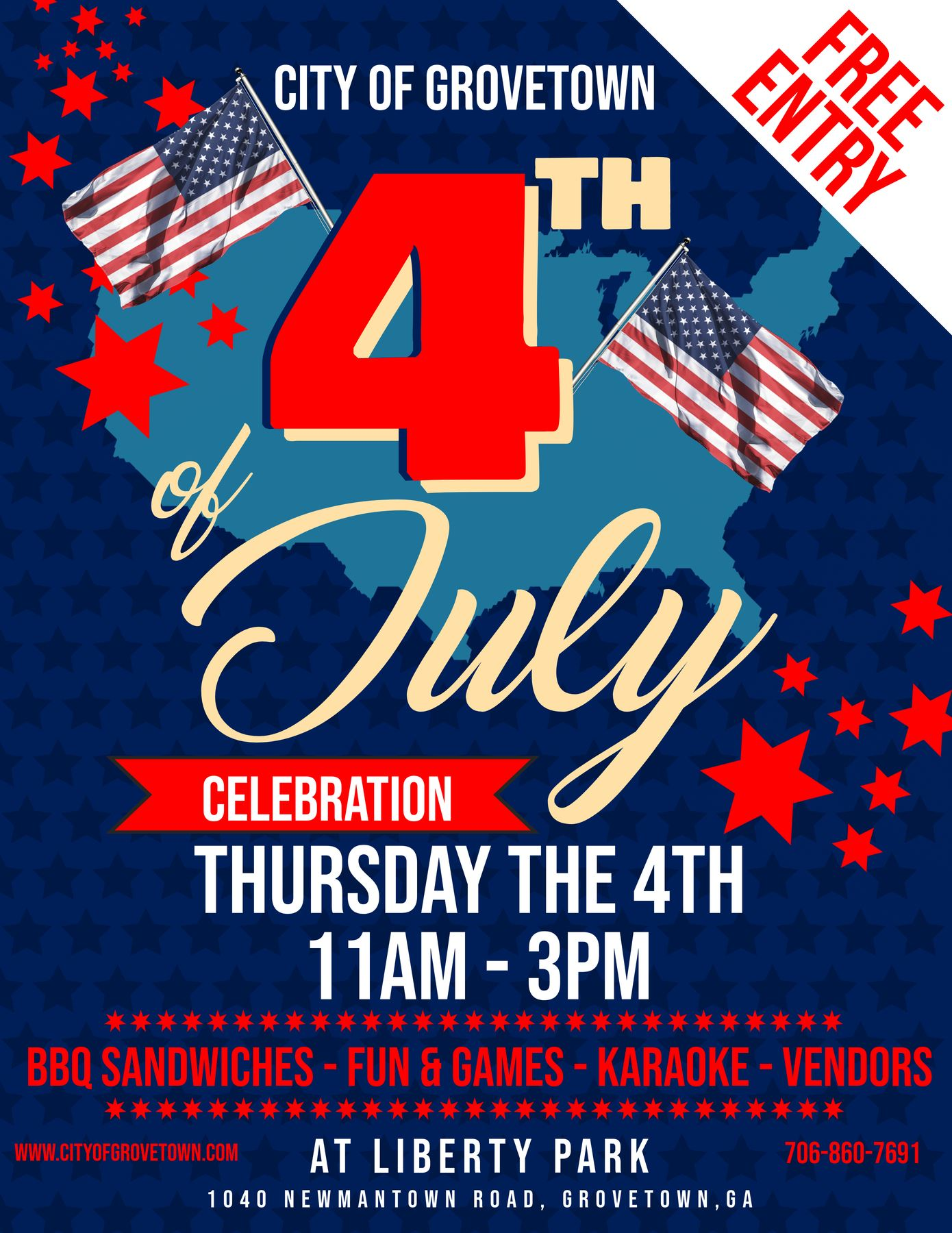 2019 4th of July Flyer