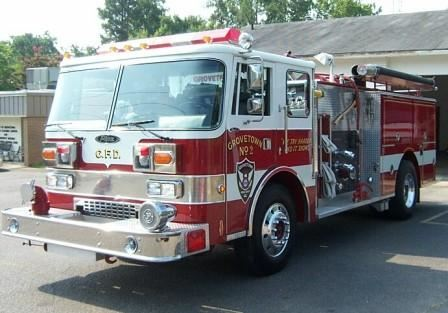 Engine 1 - 1988 Pierce Dash